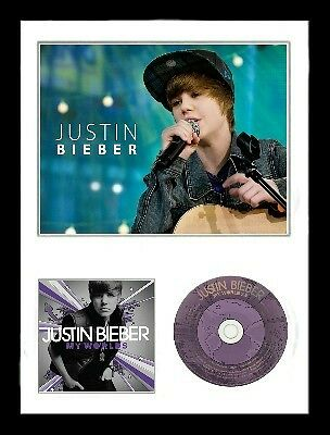 Justin Bieber / Limited Edition / Photo & CD Presentation / My Worlds