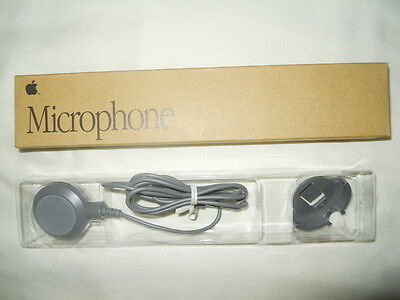 APPLE Computer Inc. Vintage Microphone Made in Japan 1991 New office