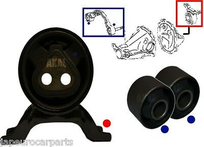 For Toyoyta Rav4 93-06 Front Rear Diff Differential Arm & Bushes Mount Support