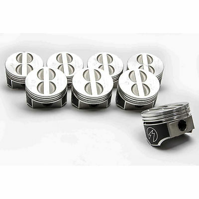 """.040/"""" Jeep 4.0L//242 Sealed Power Hypereutectic Pistons+MOLY Rings Kit 1996-06"""