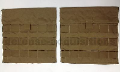 New Eagle Industries Spc Coyote Side Plate Pocket Carrier Set Spp Molle Mtv