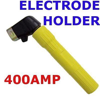 Professional 400AMP Welding Electrode Holder Arc Welding stick torch twist type