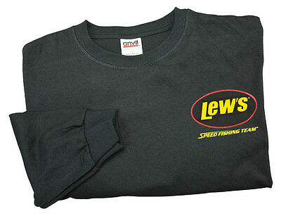 Lew/'s Lews Red 2XL Micro Fiber Shirt NEW FREE US Shipping