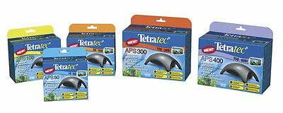Tetra Tec Air Pump  WHOLE RANGE For Tropical Fish Tank Discus Marine Tetratec