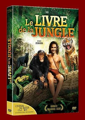 Dvd Le Livre De La Jungle Edition Remasterisee  Neuf Direct Editeur