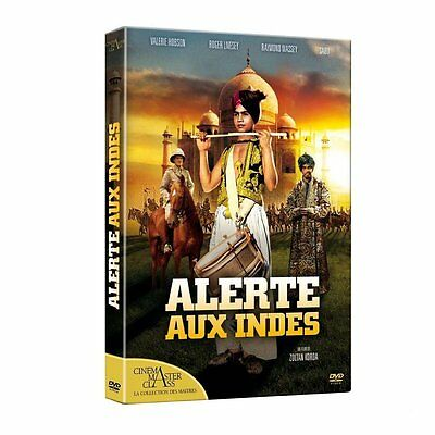 Dvd Alerte Aux Indes Edition Remasterisee  Neuf Direct Editeur