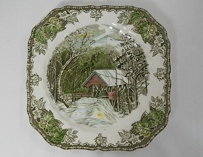Johnson Brothers Friendly Square Salad Plate