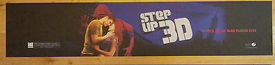 Step Up 3D, Large (5X25) Movie Theater Mylar Banner/Poster