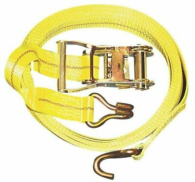 "New 2"" x 27' 10,000lb Ratchet Strap J Hook Ratcheting Tie Hold Down HEAVY DUTY"