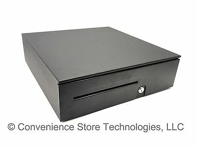 Rebuilt VeriFone P050-01-200 Cash Drawer with Till for Topaz Ruby 2 CI Commander