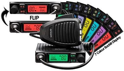 Oricom Uhf300 Uhf Micro 5 Watt 80 Channel Uhf Cb Radio 2 Way Brand New