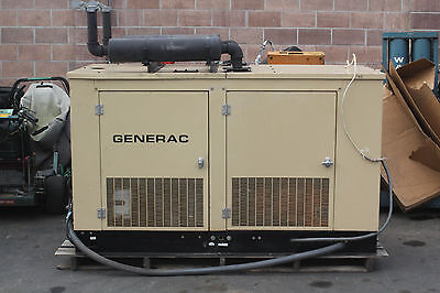 GENERAC COMMERCIAL SERIES 35kW STANDBY POWER GENERATOR (120/208V)