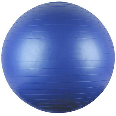 "ANIT-BURST Physio Balance Yoga Fitness 65cm Gym Exercise 26"" Inflatable PE 9565"
