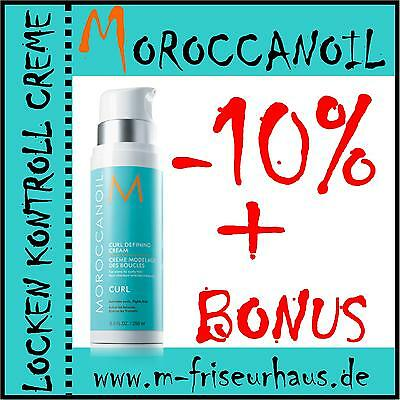 (€12,24/100ml) MOROCCANOIL Arganöl Curl Control Cream Locken Kontroll 250ml