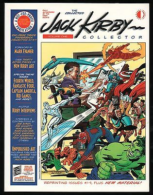 The Jack Kirby Collector Volume One 1 John Morrow TwoMorrows Publishing New NM+
