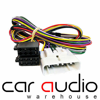 Autoleads PC2-92-4 Lexus IS200 Amplifier By-Pass ISO Stereo Harness Adaptor Lead