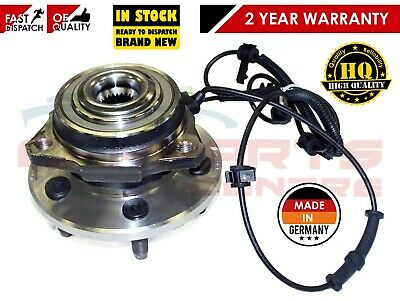 For Jeep Cherokee Liberty Kj Crd Front Wheel Bearing Hub Assembly Kit Abs Sensor