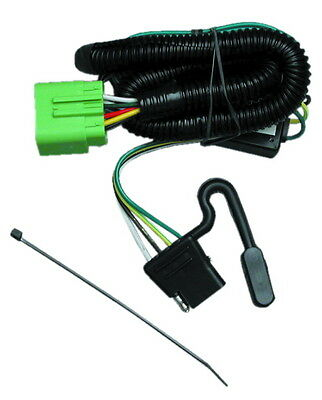 TOW READY 118369 TRAILER TOW HITCH WIRING KIT | 1999-2004 JEEP GRAND CHEROKEE