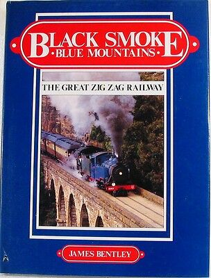 Black Smoke Blue Mountains The Great Zig Zag Railway MM 295