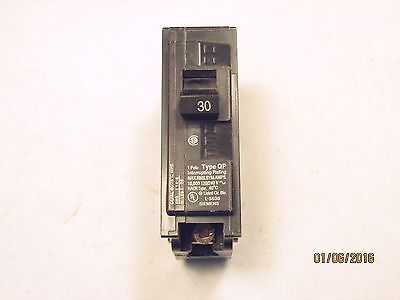ITE Siemens Stab-In Q130 1 Pole 30 Amp 120/240 Volt Type QP Circuit Breaker