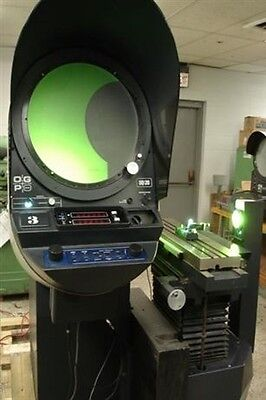 OGP Optical Gaging OQ-20S comparator with 3 lenses refubished