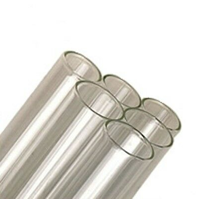 Uv Uvc Replacment Quartz Sleeve Sleeves Fish Pond Filter Tmc Green Clear Tube