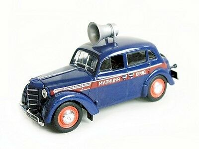 Moskvitch 400-420 - Urss - Police ( Circulation Departementale )  ~  Neuf