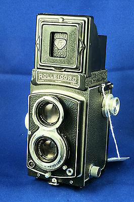 ROLLEICORD III TLR CAMERA WITH XENAR 75mm f/3.5 ***ON SALE***  #386-JM
