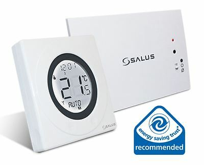 Salus ST620VBC Wireless Programmable Room Thermostat for  Vaillant Combi Boilers