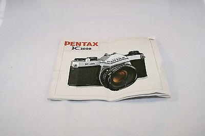 Pentax Camera K1000 Operating Instruction Manual (EN) 5110050