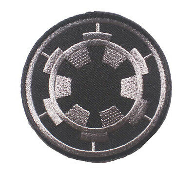 """STAR WARS Imperial Empire Patch b Badge 3"""" 7.5 cm"""