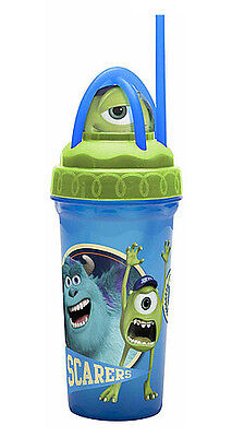 Monsters, Inc.-Curley Straw Cup