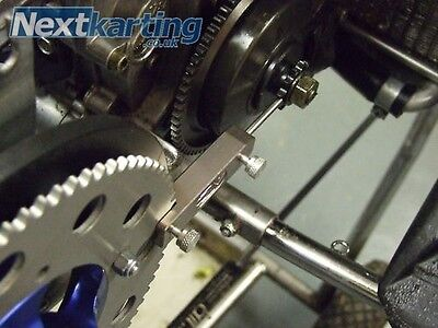 Go Kart GMax Chain Aligner Tool - BEST ON EBAY Super HQ - Rotax Max -Cadet -X30