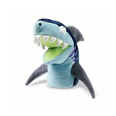 Shawn The Shark Hand Puppet Brand New Great Gift Chopper Chums
