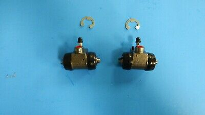 Pair of New Rear Wheel Cylinders for MG Midget 1962-74 AP Brand