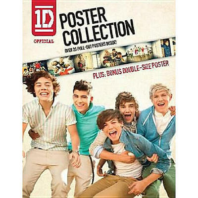 One Direction, Id, Official Poster Book - 25 Posters
