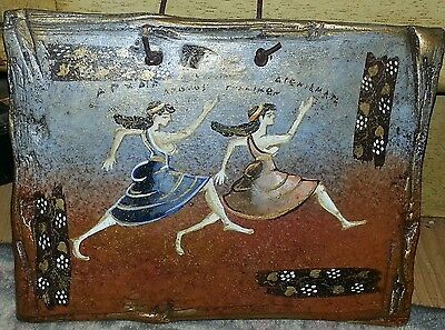 The Games in Ancient Greece per 450 B.C Hand Made by Amfitrite