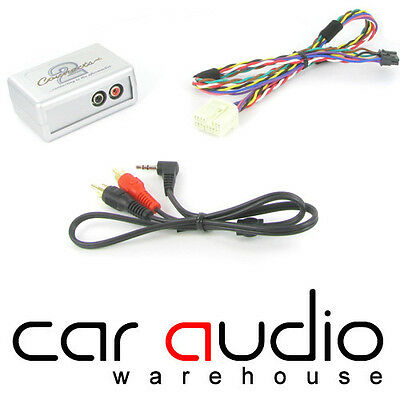 Connects2 CTVHOX001 Honda Civic 2001 -2013 Car Aux iPhone iPod Interface Adaptor