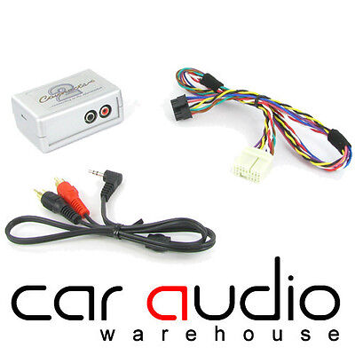 Connects2 CTVSZX001 Suzuki Swift 05-13 Car Aux In iPhone iPod Interface Adaptor