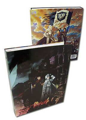 *new* Berserk Key Visual Binder