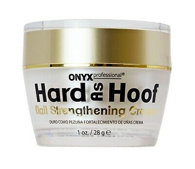 Onyx Professional Hard as Hoof Nail Strengthening Cream 1oz | Nail Strengthener