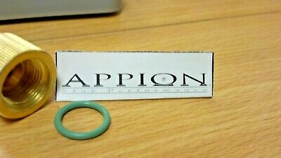 Appion, Parts, Inlet Filter Fitting, O-RING, Part 407008, Refrigerant Recovery