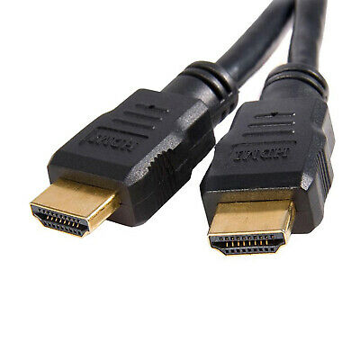 20M HDMI Cable Gold HD for PS3 Xbox Sky DVD Blueray, V1.4,3D