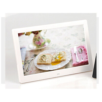 Digital Photo Frame 8 Inch IPS PF8050IPS - White color