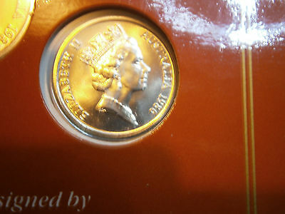 1986 Five Cent 5c Coin - Uncirculated - From Mint Set