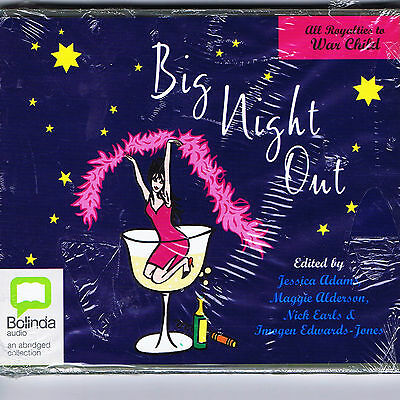 Big Night Out - Short Stories on CD - brand new & sealed