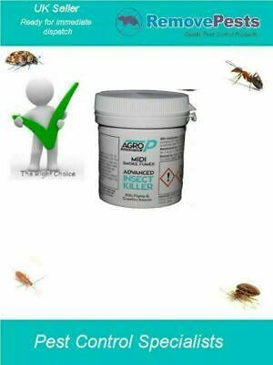 Fleas Flea Bed Bugs Bed Bug Killer Bomb Cluster Flies Insects 15g midi AP