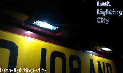 36Mm Festoon Canbus 6 Smd Led Number Plate Led Canbus Safe No Flickering Bmw