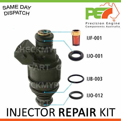 1x New * OEM QUALITY * Fuel Injector Repair Kit For Holden Astra TS AH 1.8L