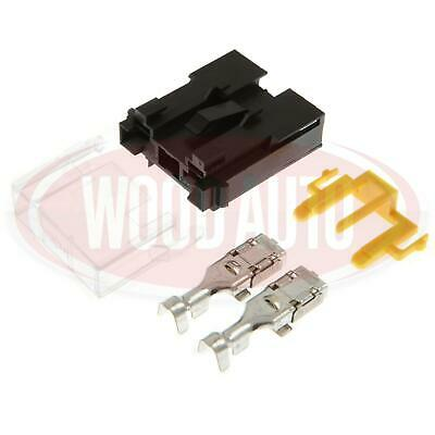 WOOD AUTO LARGE MAXI BLADE FUSE HOLDER KIT 4mm to 6MM SQUARE CABLE FUH1360